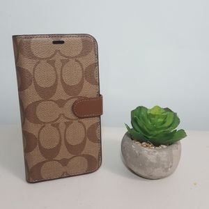 New Coach Phone Case for iPhone X and XS